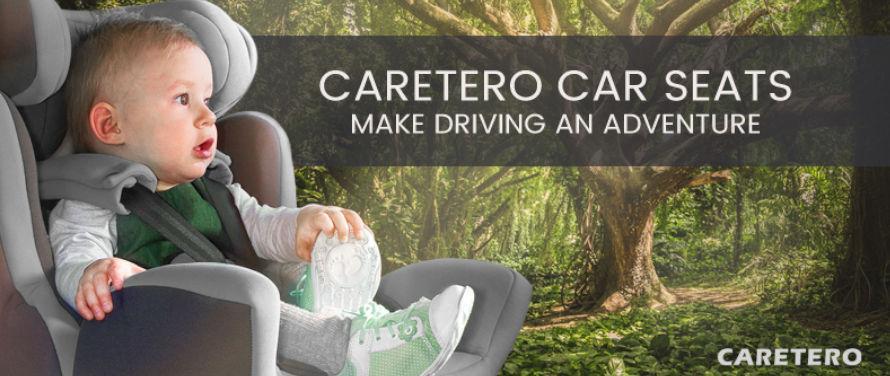 Scaune auto pentru copii Caretero