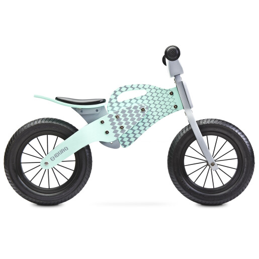 Bicicleta fara pedale Toyz ENDURO Mint