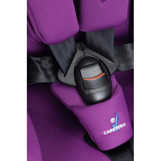 Scaun auto Caretero VOLANTEFix ISOFIX 9-36 Kg Purple