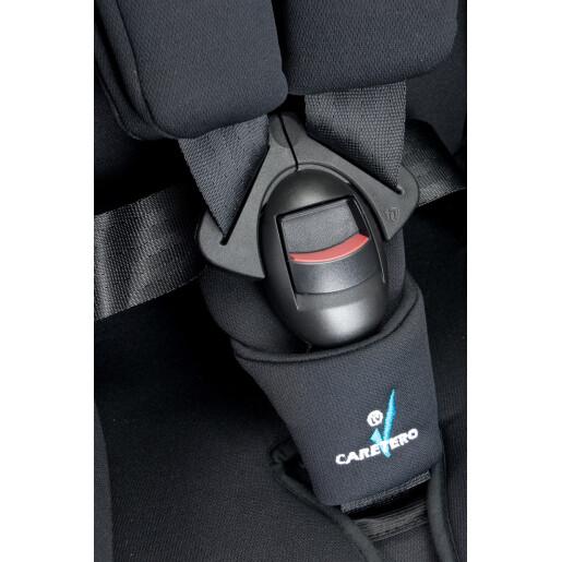 Scaun auto Caretero VOLANTEFix ISOFIX 9-36 Kg Black