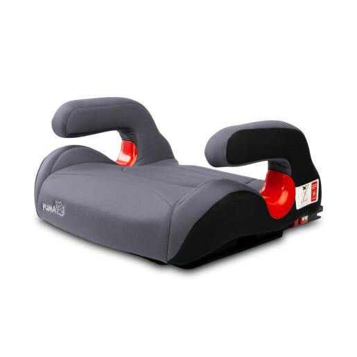 Inaltator auto Caretero PUMA ISOFIX 15-36 Kg Graphite