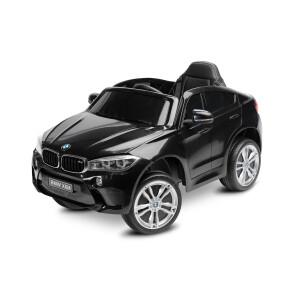 Masinuta electrica cu telecomanda Toyz BMW X6 M 12V Neagra