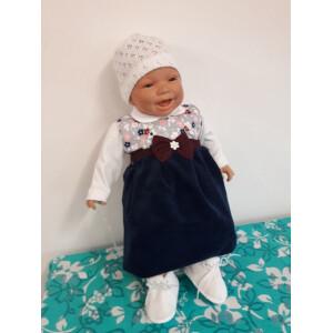 Rochita RABELLA 0546 marimea 62 albastra