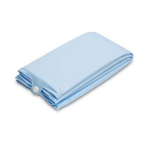 Saltea de infasat pliabila Sensillo 40x58 cm Albastra