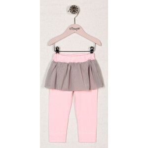 Pantaloni bumbac 95% Bamar-Nicol 13120 marimea 56 roz