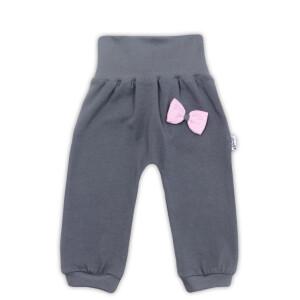 Pantaloni bumbac 95% Bamar-Nicol 14404 marimea 56 gri inchis