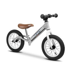 Bicicleta fara pedale Toyz ROCKET Grey
