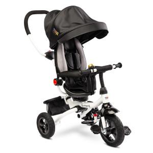 Tricicleta pliabila cu scaun reversibil Toyz WROOM Black