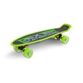 Skateboard cu casca, cotiere si genunchiere Toyz DEXTER Verde