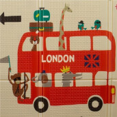 Covoras multifunctional PlayTo Londra