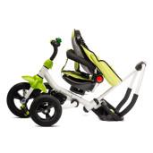 Tricicleta pliabila cu scaun reversibil Toyz WROOM Green